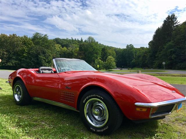 Picture of '72 Corvette - OEN0