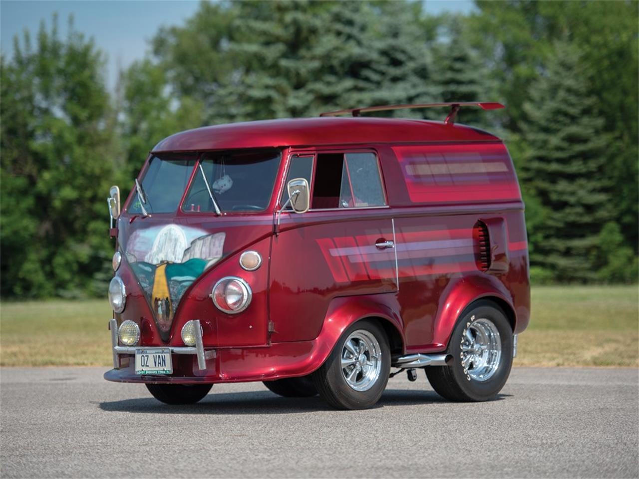 Classic Volkswagen For Sale On Up To 5000 Pg 2 Iltis Alternator Wiring Diagram 1963 Quotshortyquot Custom Microbus