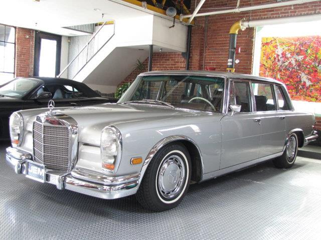 Picture of 1971 Mercedes-Benz 600 located in Hollywood California Offered by  - OENH