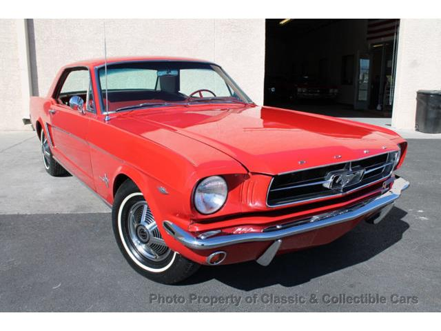 Picture of '65 Ford Mustang located in Las Vegas Nevada Offered by  - OENN