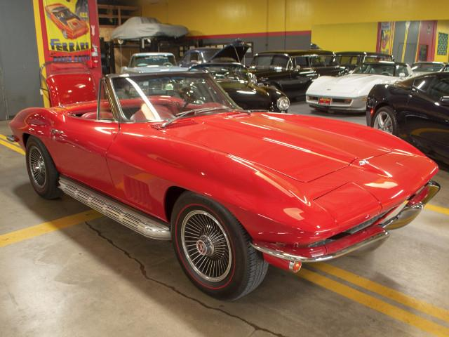 Picture of '67 Corvette - OENP