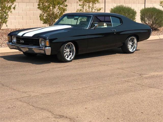 Picture of '72 Chevelle - OENR