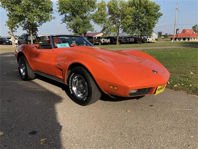 Picture of '74 Chevrolet Corvette located in Webster South Dakota Offered by  - OENT