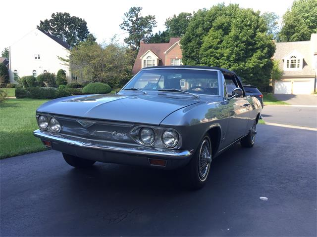 Picture of '69 Corvair - OEOE