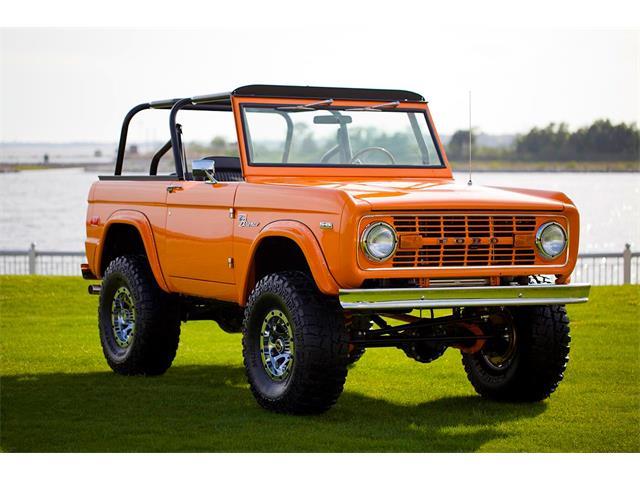 Picture of '72 Bronco - OEOJ