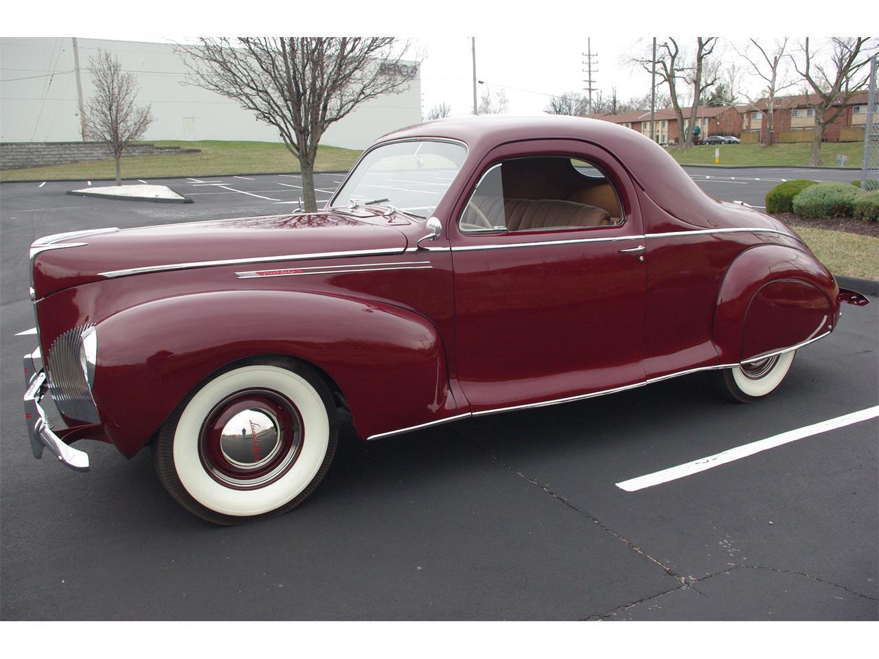 1940 Lincoln Zephyr For Sale Classiccars Com Cc 1138777