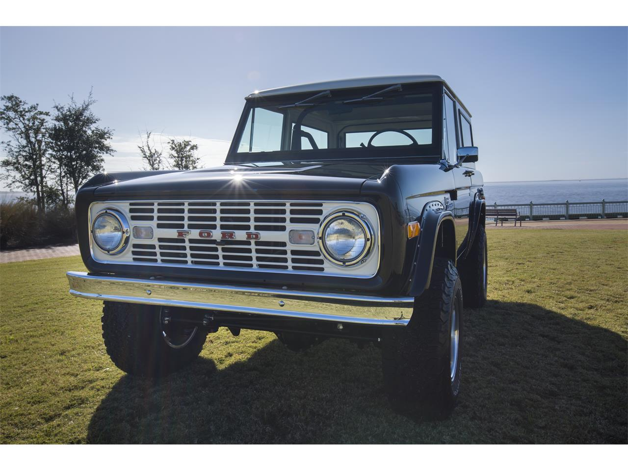 Large Picture of '76 Ford Bronco located in Pensacola Florida - OEPC