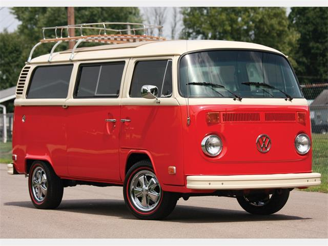 Classic Volkswagen Bus For Sale On ClassicCars