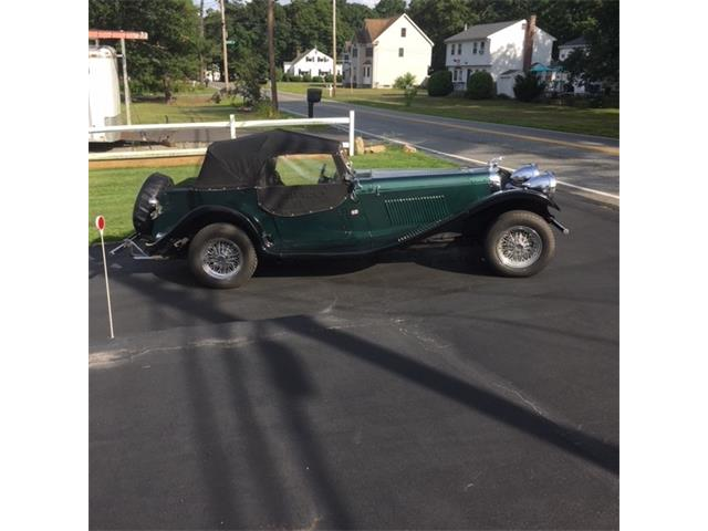Picture of Classic 1937 Jaguar SS100 located in Massachusetts Offered by a Private Seller - OEPV
