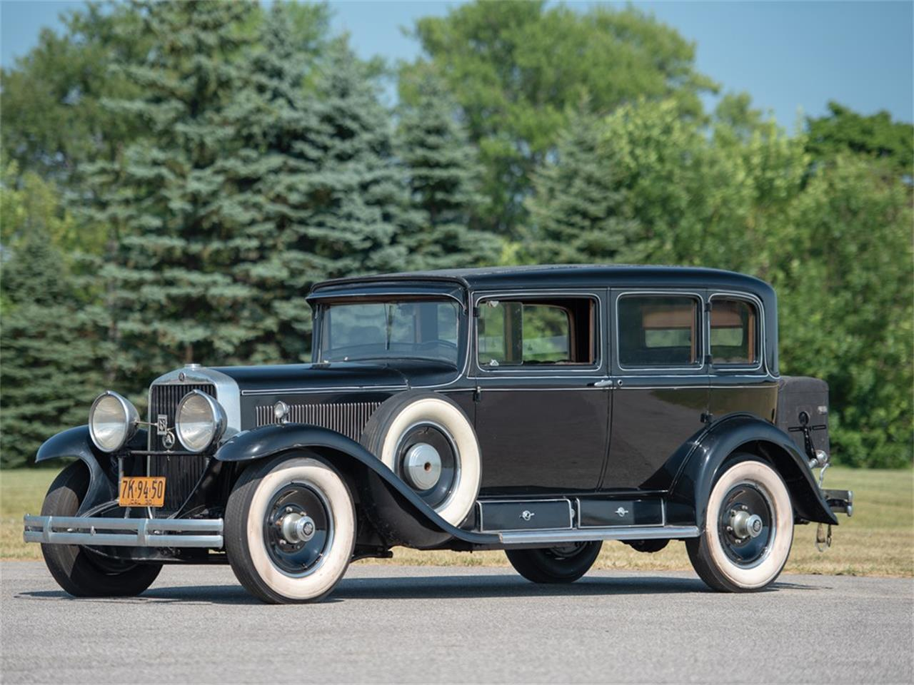 Picture of '29 V-8 Five-Passenger Sedan - O8LE