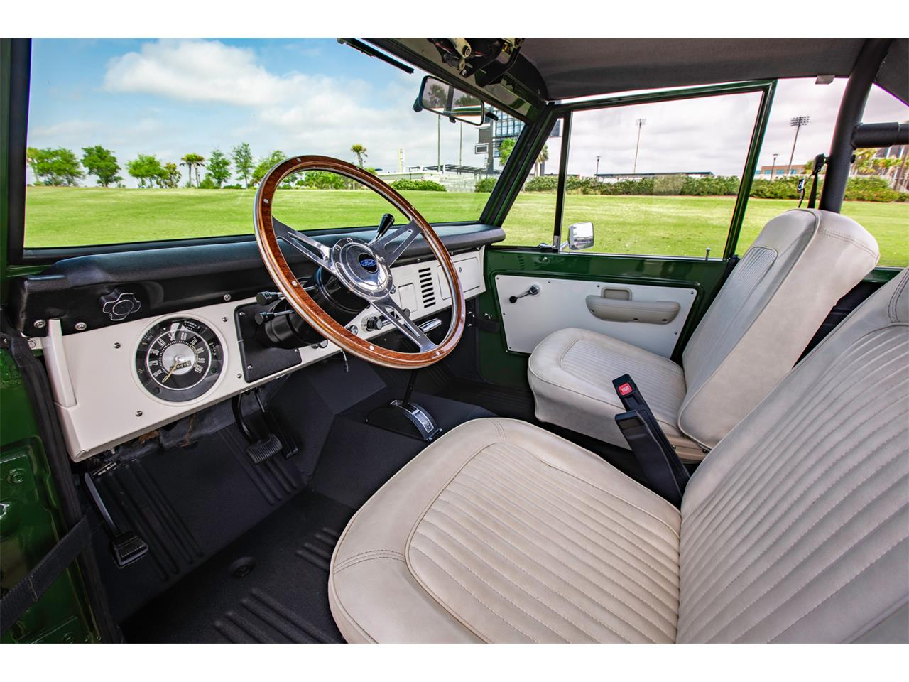 1971 Ford Bronco For Sale Cc 1138820 Interior Large Picture Of 71 Oepw