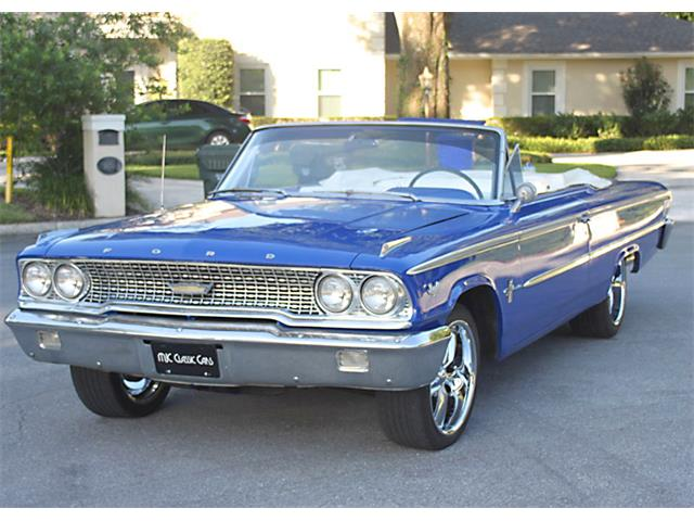 Picture of Classic 1963 Ford Galaxie located in Florida - $23,500.00 Offered by  - OEQ5