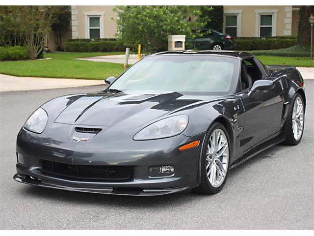 Picture of '09 Corvette ZR1 - OEQF
