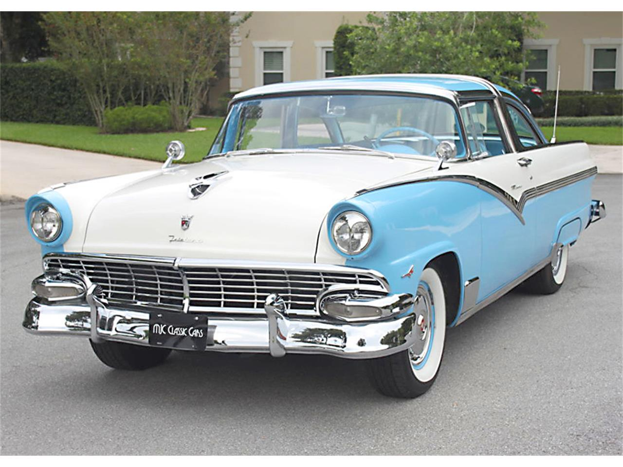 Large picture of 1956 ford crown victoria located in florida 39500 00 oeqi