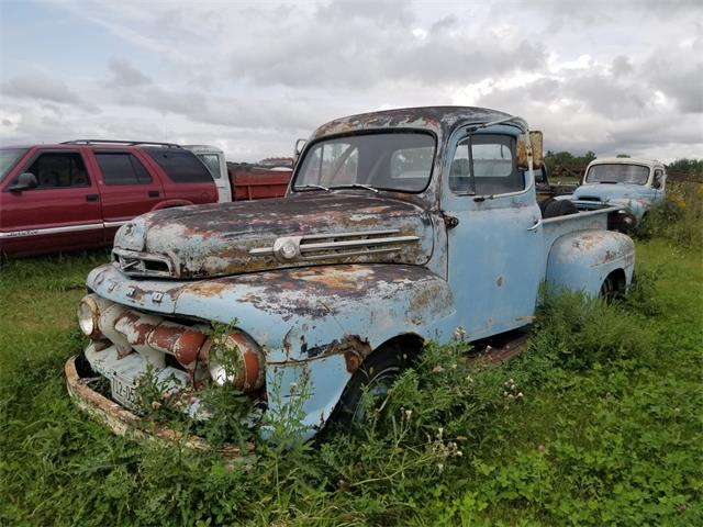 Picture of Classic 1952 Ford F1 located in Thief River Falls Minnesota - $2,000.00 Offered by  - OERK
