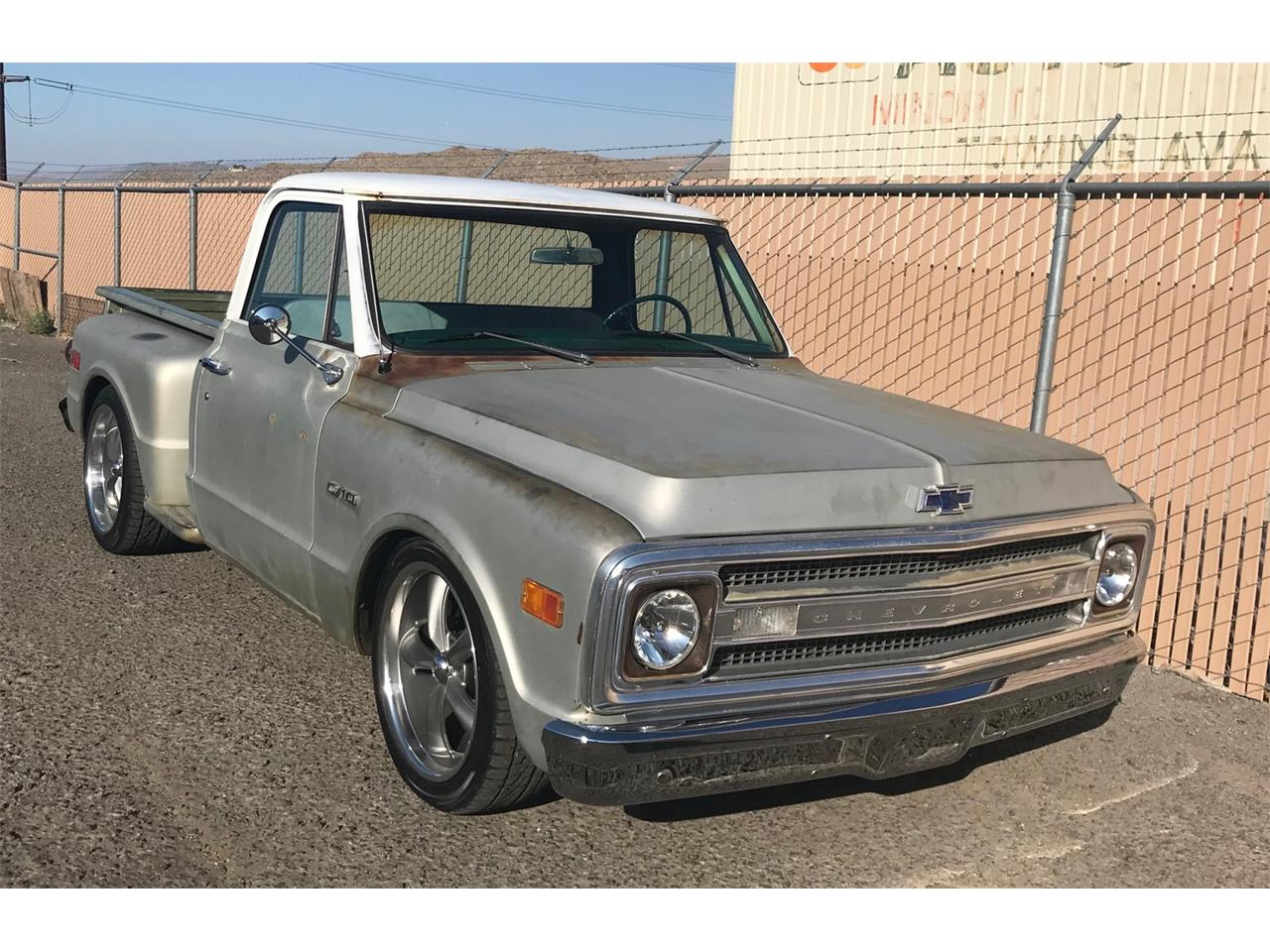 Large Picture of '69 C10 - OERQ