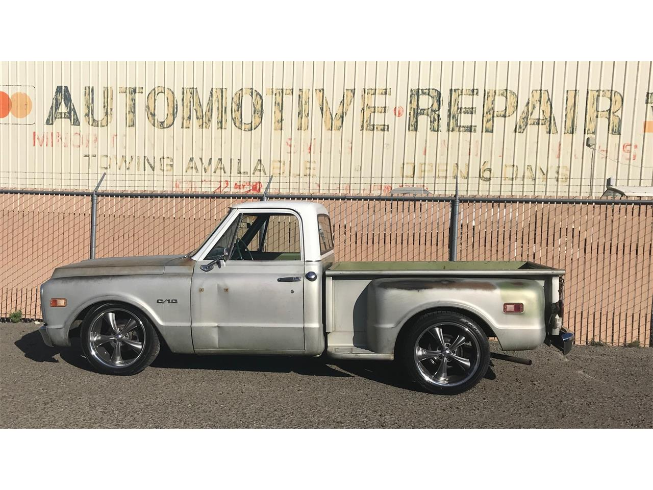 Large Picture of '69 C10 located in Reno Nevada - OERQ