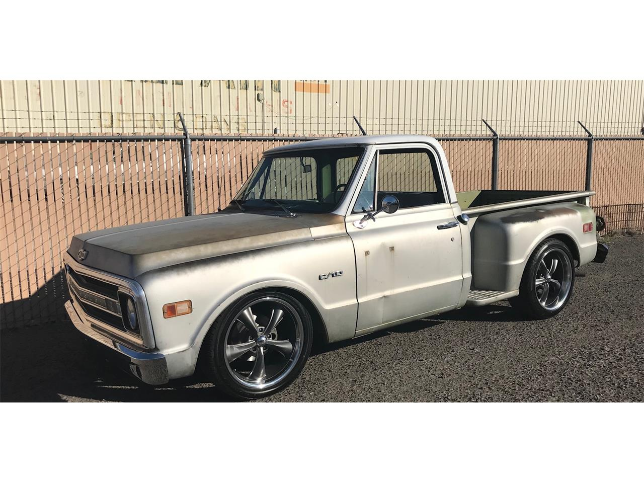 Large Picture of Classic 1969 C10 located in Nevada Offered by a Private Seller - OERQ