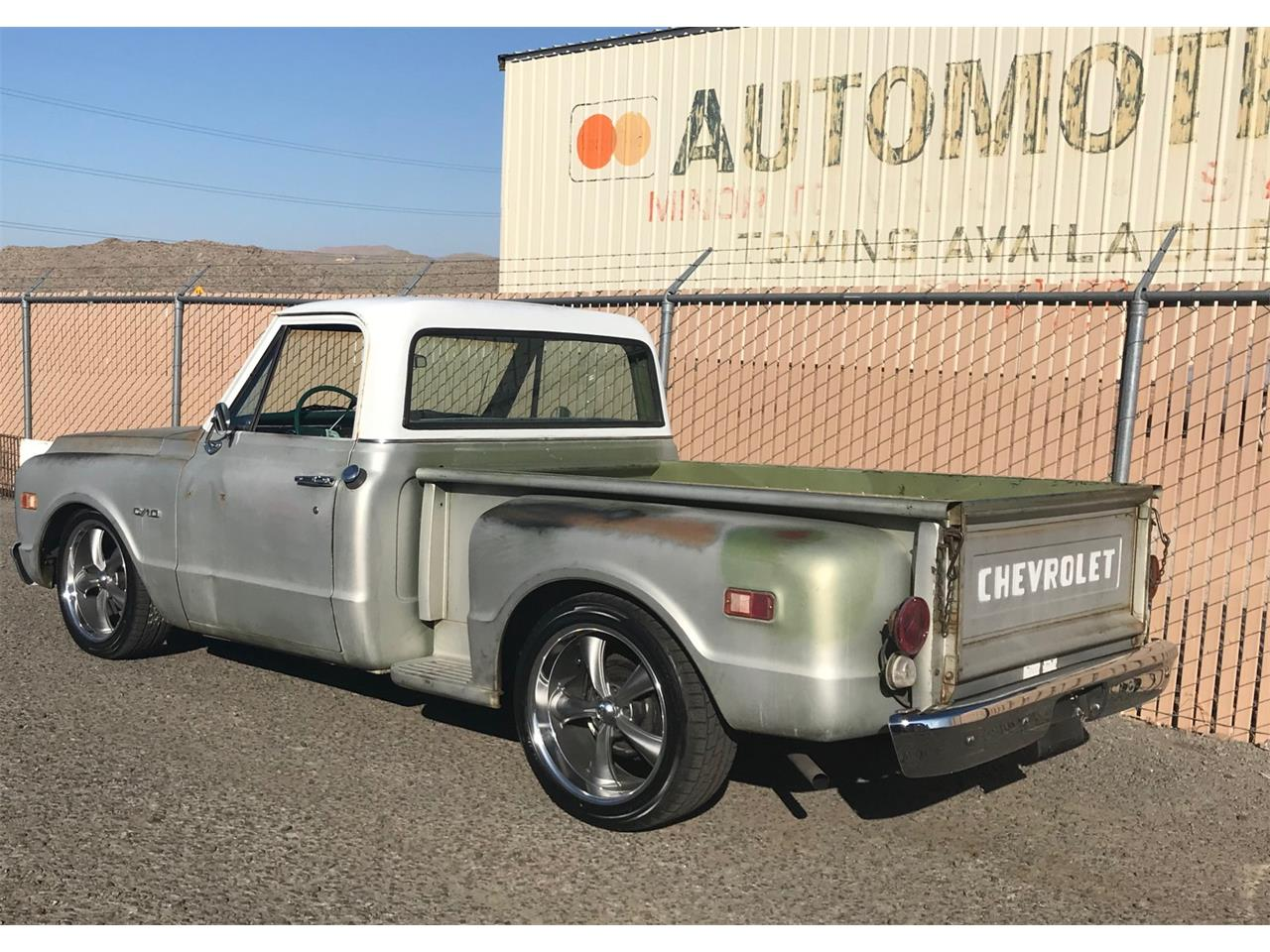 Large Picture of Classic '69 Chevrolet C10 located in Reno Nevada - $16,795.00 Offered by a Private Seller - OERQ