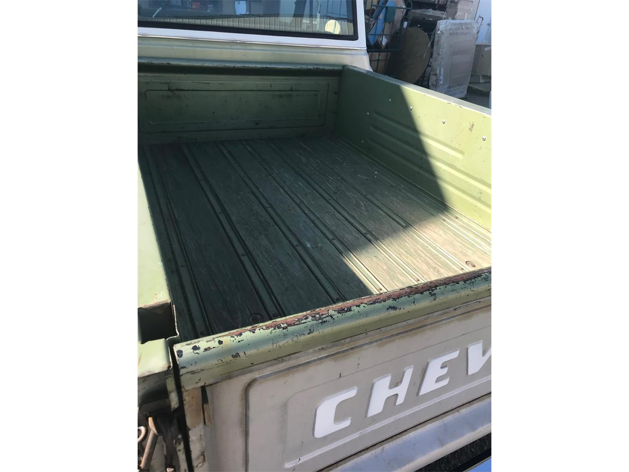 Large Picture of Classic '69 Chevrolet C10 located in Nevada Offered by a Private Seller - OERQ