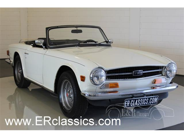 Picture of '73 TR6 - OERT