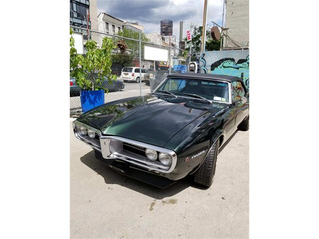 Picture of Classic 1967 Pontiac Firebird located in Brooklyn  New York - $25,500.00 Offered by a Private Seller - OESA