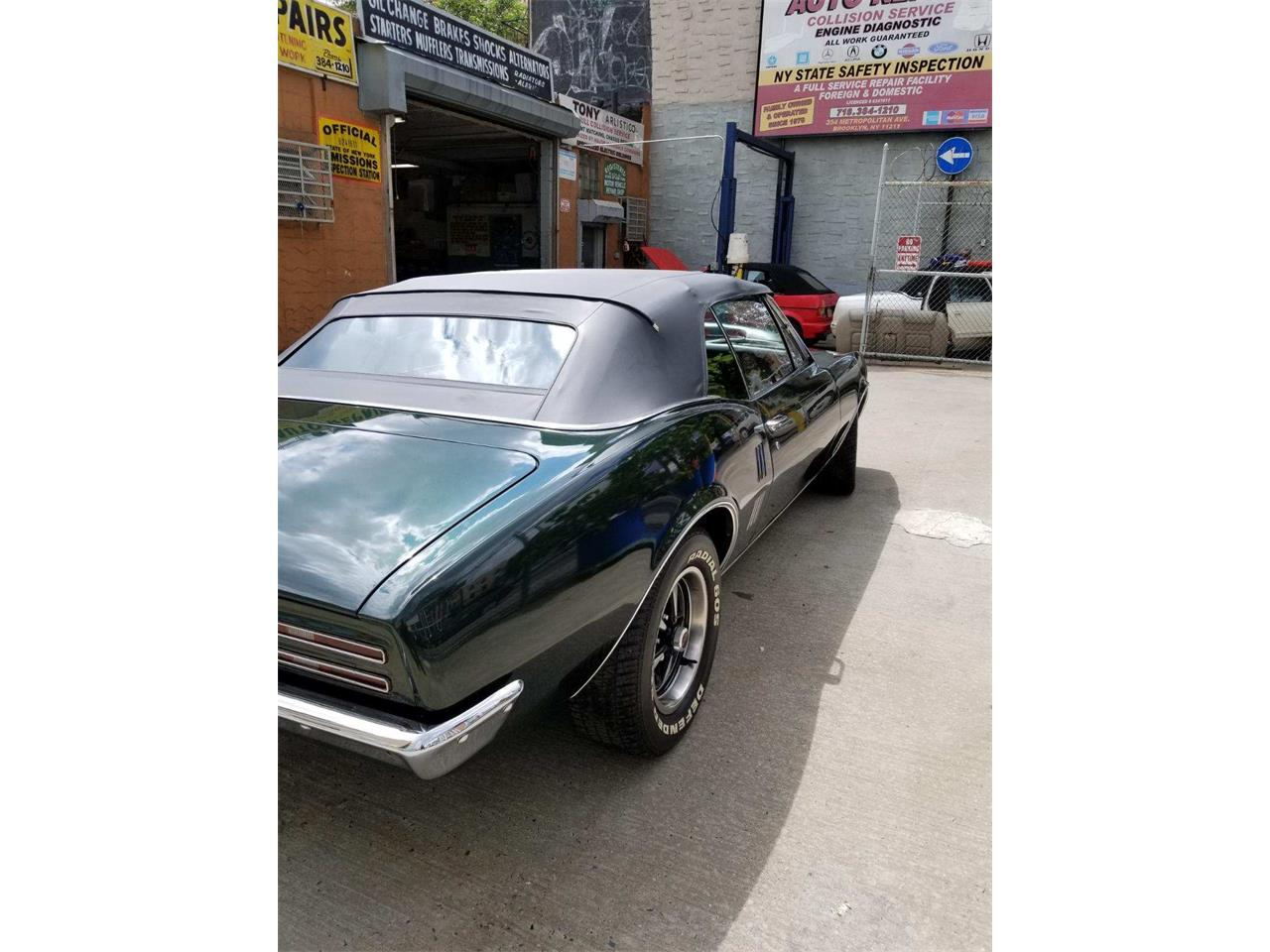Large Picture of Classic 1967 Firebird located in Brooklyn  New York - OESA