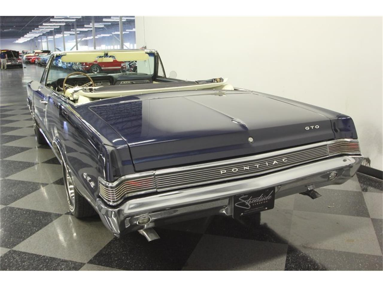 Large Picture of Classic '65 GTO - OESH