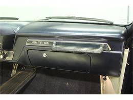 Picture of Classic 1965 Pontiac GTO located in Florida - $57,995.00 Offered by Streetside Classics - Tampa - OESH