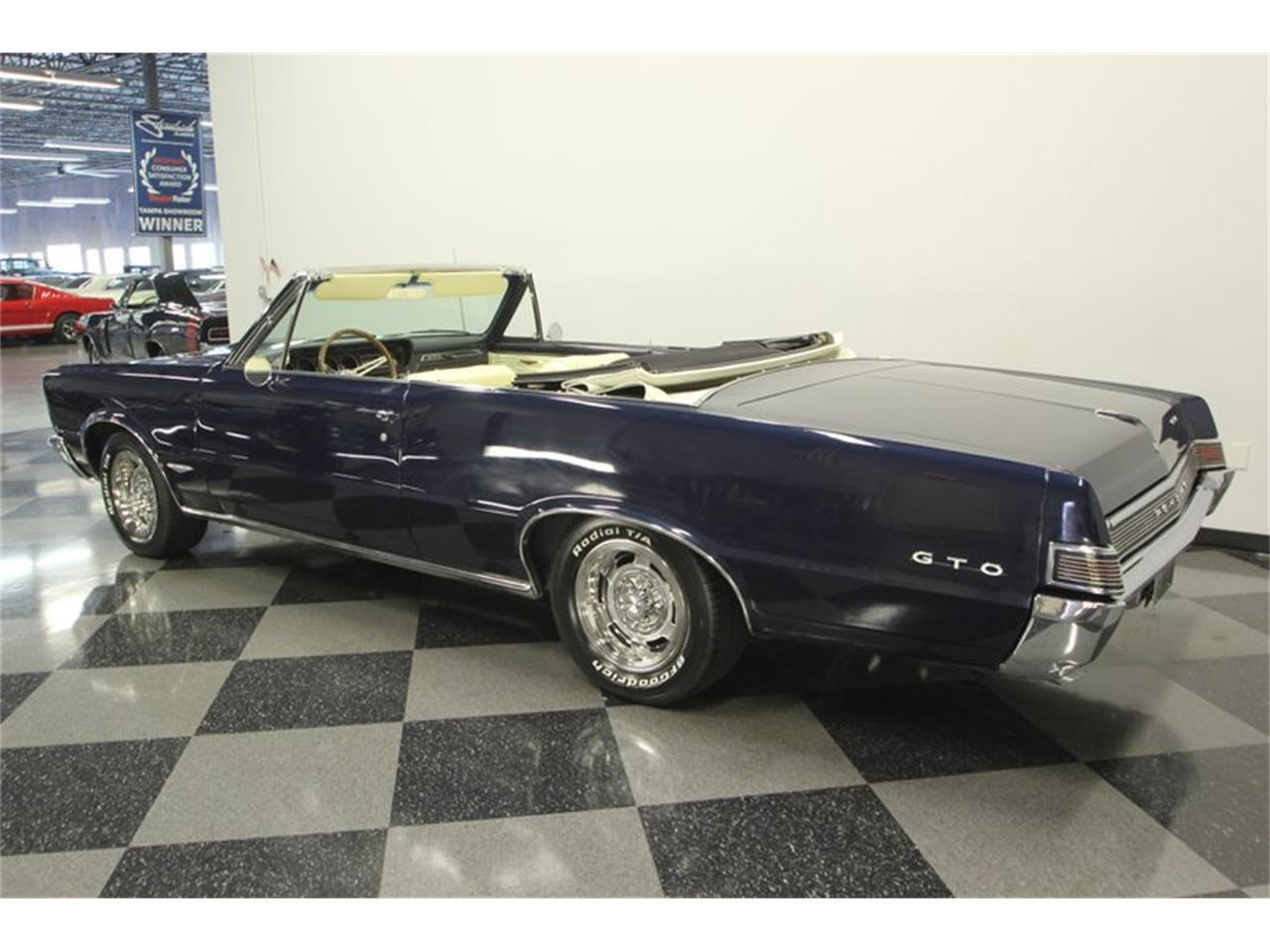 Large Picture of '65 Pontiac GTO - $57,995.00 Offered by Streetside Classics - Tampa - OESH