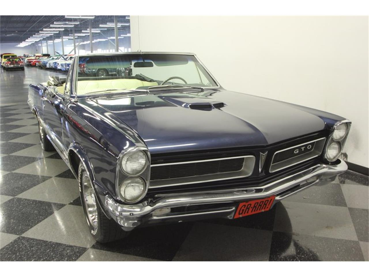 Large Picture of Classic 1965 Pontiac GTO located in Florida - OESH