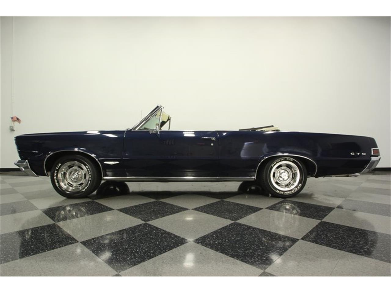 Large Picture of Classic 1965 GTO located in Lutz Florida - $57,995.00 Offered by Streetside Classics - Tampa - OESH