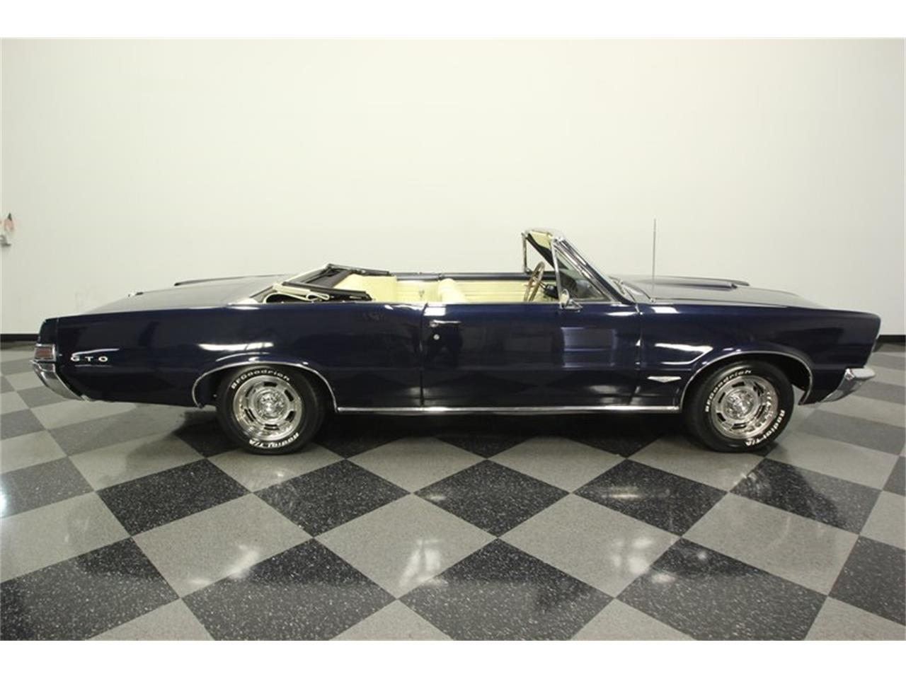 Large Picture of Classic '65 Pontiac GTO located in Lutz Florida Offered by Streetside Classics - Tampa - OESH
