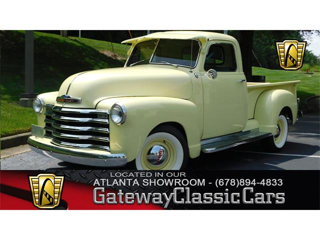 Picture of Classic '51 Chevrolet 3100 located in Georgia Offered by  - OESR