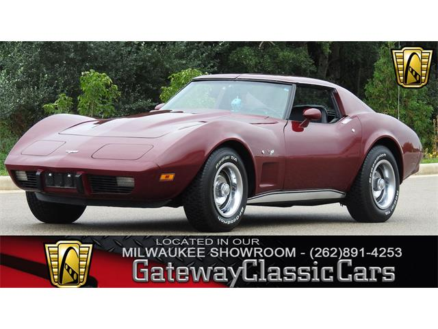 Picture of 1977 Chevrolet Corvette located in Wisconsin Offered by  - OETK
