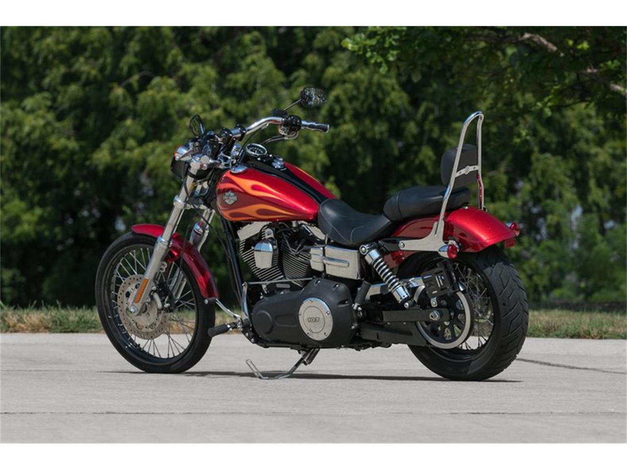 Large Picture of '12 Wide Glide - OETL