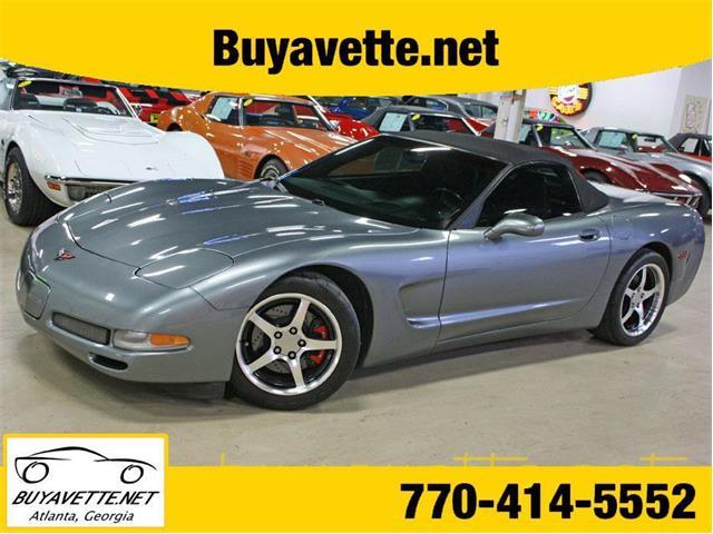 Picture of '04 Corvette - OEU8