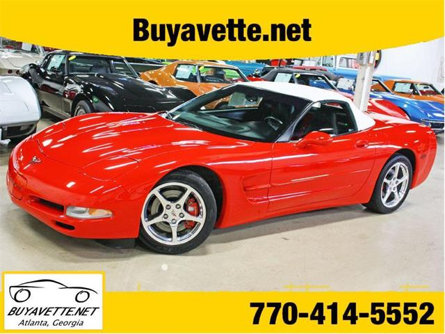 Picture of '04 Corvette - OEUA