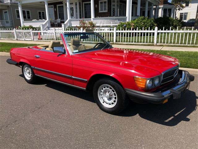 Picture of '83 380SL - OEUT