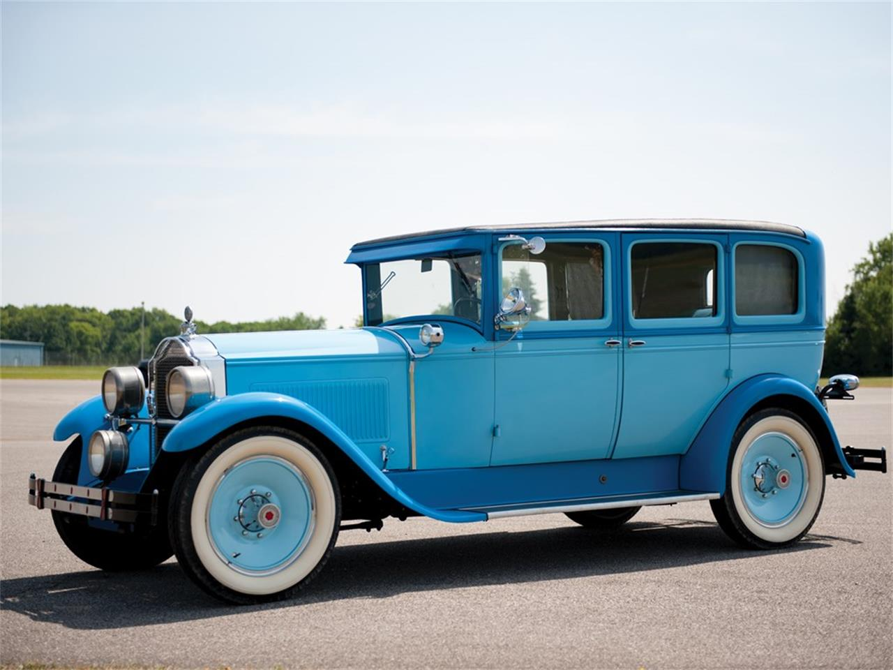 Picture of '28 Six Sedan - O7X5