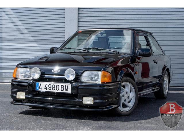 Picture of '89 Escort - OEV8