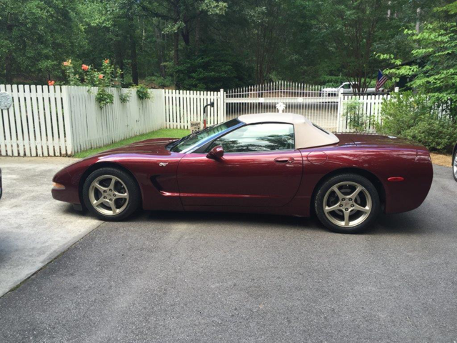 Picture of '03 Corvette - O8LY