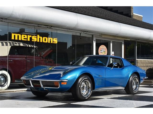 Picture of Classic '72 Corvette located in Springfield Ohio - $49,900.00 Offered by  - OEVK