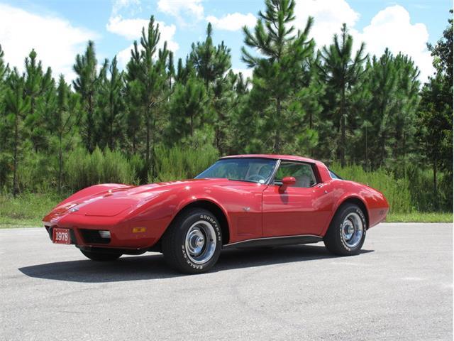 Picture of 1978 Corvette - $19,999.00 - OEVS