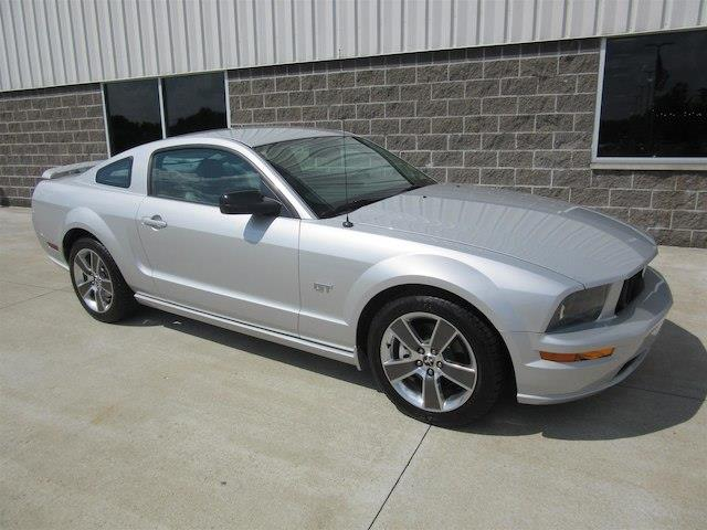 Picture of '08 Mustang - OEVY