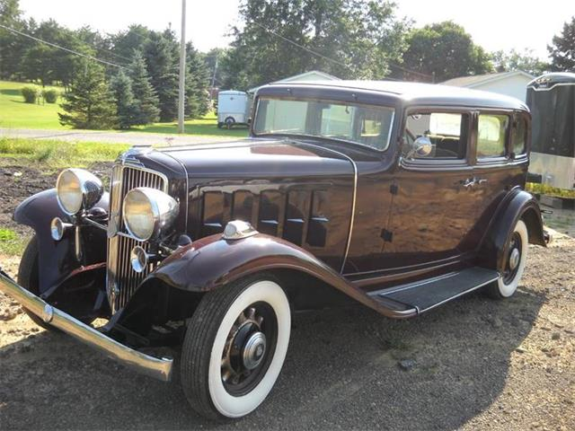 Picture of '33 Ambassador - OEW0