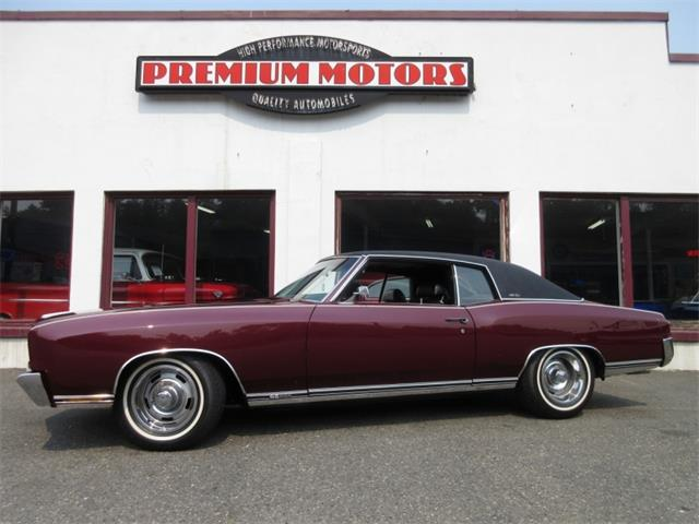 Picture of '70 Monte Carlo - OEW3