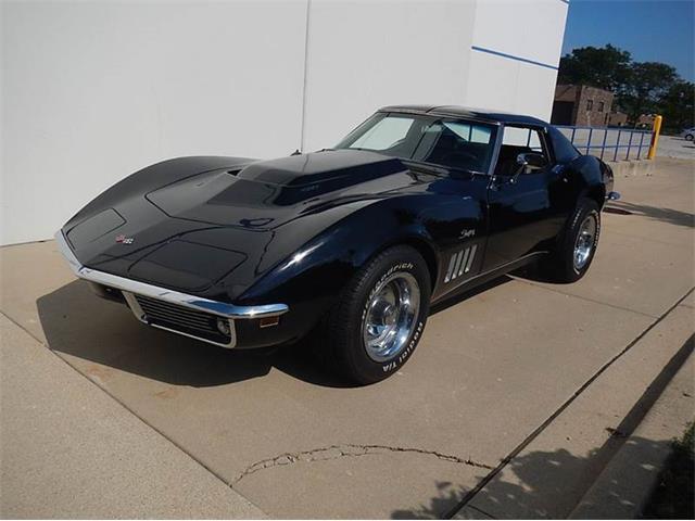 Picture of '69 Corvette - OEWD