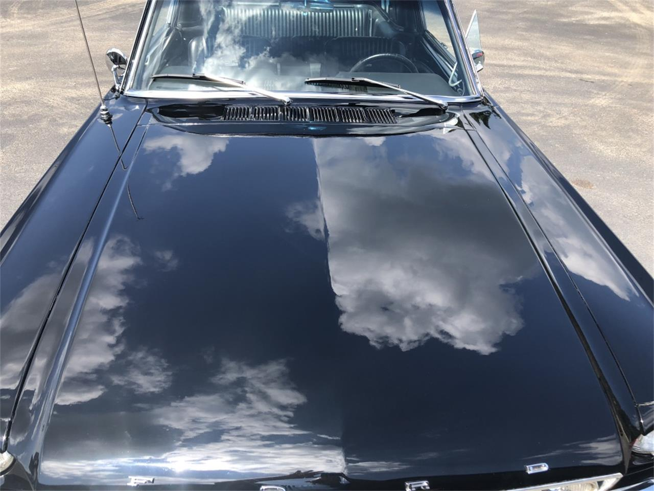 Large Picture of '66 Mustang - OEWQ