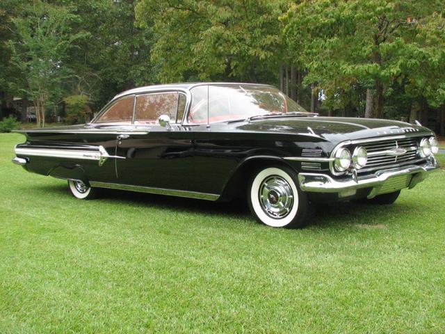 1960 Chevrolet Impala For Sale Classiccars Com Cc 1034356